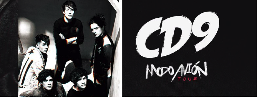 CD9 Modo Avión Tour
