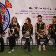 OV7 SE CONSAGRA COMO EL GRUPO FAVORITO DE LOS POBLANOS EN LA FERIA DE PUEBLA