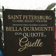 Ballet Clásico del Teatro de San Petersburgo, llega a Puebla.