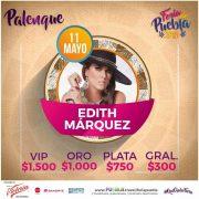 Edith Márquez viajará a Rusia y este viernes estará en PUEBLA