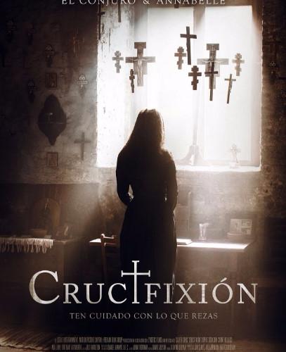 """TheCrucifixión"" ten cuidado con lo que rezas."