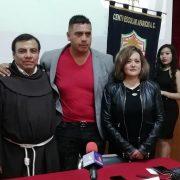 FEY SE PRESENTARA EL PRÓXIMO 25 DE AGOSTO, CORTESÍA DEL CENTRO ESCOLAR APARICIO