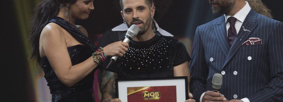 """Mike Bahía, segundo eliminado de """"Mira Quién Baila""""."""
