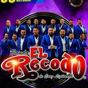 Banda El Recodo, armará fiesta para recaudar fondos a FUNDACIÓN POBLANA