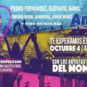 Se integra al Concierto Con Todo Amor Pedro Fernández y Jorge Muñiz
