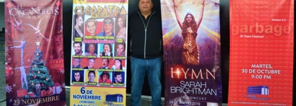 La soprano más famosa del mundo, Sarah Brightman vuelve a Puebla
