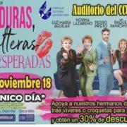 SOLTERAS,MADURAS Y DESESPERADAS