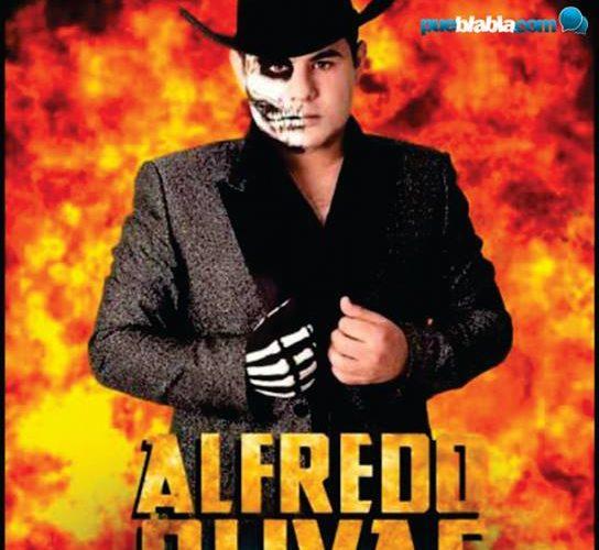 """-Alfredo Olivas llega a Puebla con su concierto """"El día de los muertos"""", homónimo de su gran éxito."""