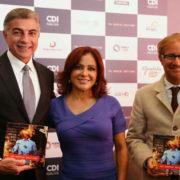 """GALI Y ROEMER PRESENTAN LA CIUDAD DE LAS IDEAS 2018 """"THE BURNING QUESTIONS"""""""