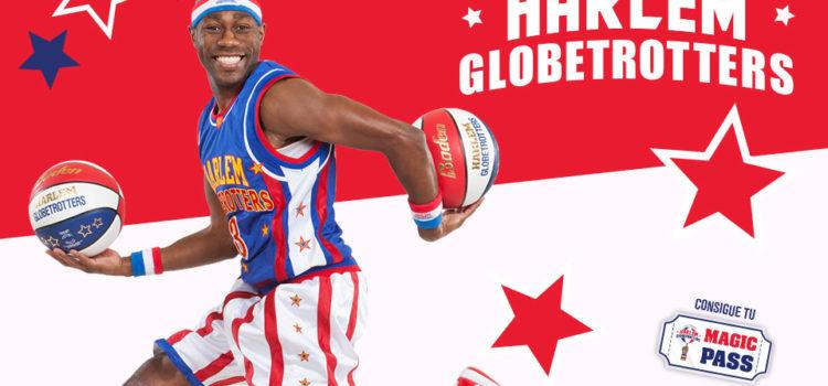 La magia de Harlem Globetrotters invade la Ciudad de Puebla el 22 de febrero en la Arena BUAP.