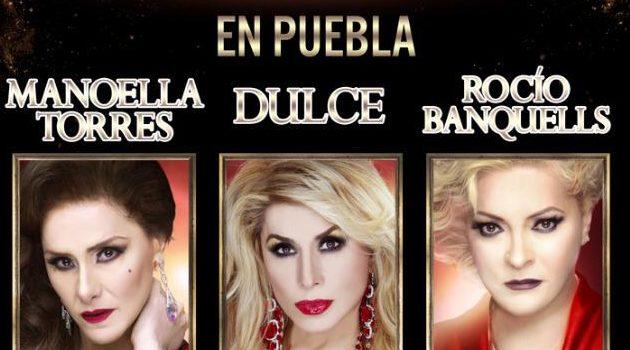 Grandiosas llega a Puebla