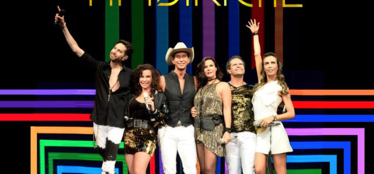 Timbiriche y su gira ¡Juntos! se presentará en el Acrópolis de Puebla
