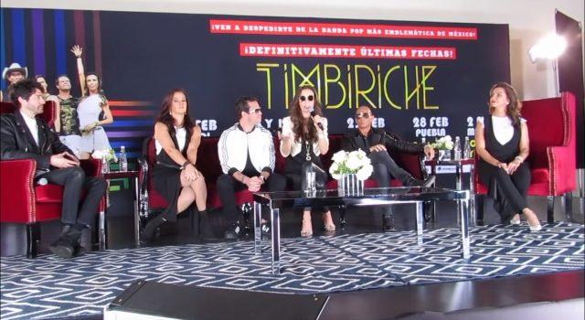 """TIMBIRICHE EN PUEBLA """"TOUR JUNTOS"""" EN  ACRÓPOLIS  2019"""