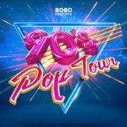 """90'S POP TOUR"""" POR SU NOVENO CONCIERTO EN LA ARENA CDMX"""
