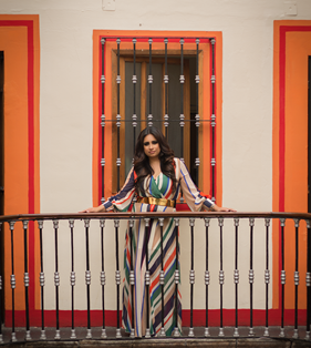 Paola Yactayo, Diseñadora mexicana en el Fashion Week de Sofía, Bulgaria 🇧🇬