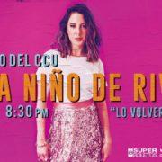 La diversión llegara  este 23 de mayo con Sofía Niño de Rivera