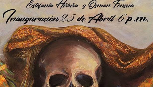 """Exposición pictórica """"Tu presente Mi pasado"""", del 25 de abril al 15 de mayo en la Galería de Arte del Hotel Mesón de San Sebastián."""