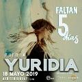 Faltan 5 dias para que Yuridia, se presente en Puebla!