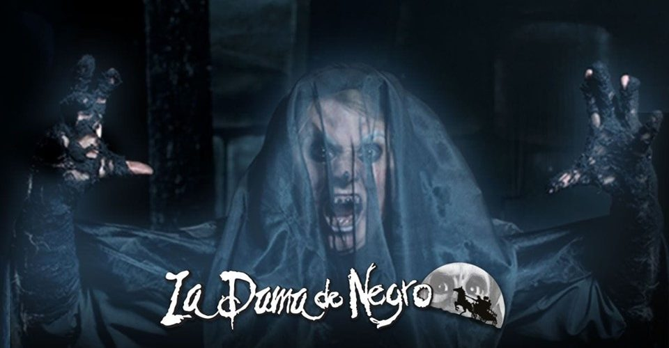 """La Dama de Negro"""": sábado 15 de junio, 18:00 y 20:30 horas, Teatro de la Ciudad."""