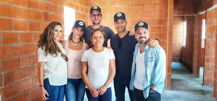 EL FIDEICOMISO FUERZA MÉXICO ENTREGA 50 VIVIENDAS EN ACTEOPAN, PUEBLA