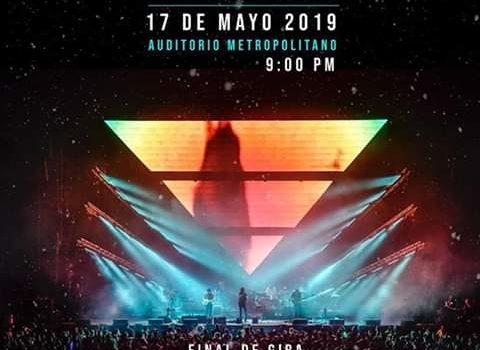 Zoé llega a Puebla con el final de su gira