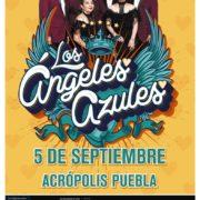 """-""""Los Ángeles Azules"""" presentaran su espectáculo """"Esto sí es Cumbia"""" el próximo jueves 5 de septiembre en """"Acrópolis Centro de Espectáculos"""""""
