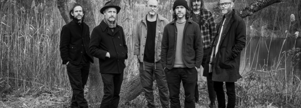THE NATIONAL Lanza 'Hairpin Turns' De su próximo álbum I AM EASY TO FIND