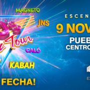 CONFIRMAN EL 90'S POP TOUR EN PUEBLA EN EL CENTRO EXPOSITOR