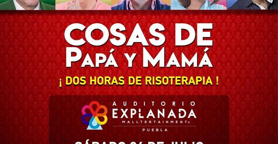 """""""Cosas de Papá y Mamá"""""""