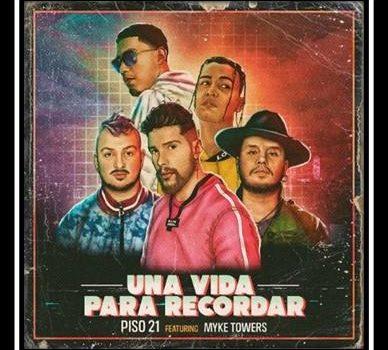 """""""Una vida para recordar"""" es el nuevo sencillo de """"Piso 21""""."""