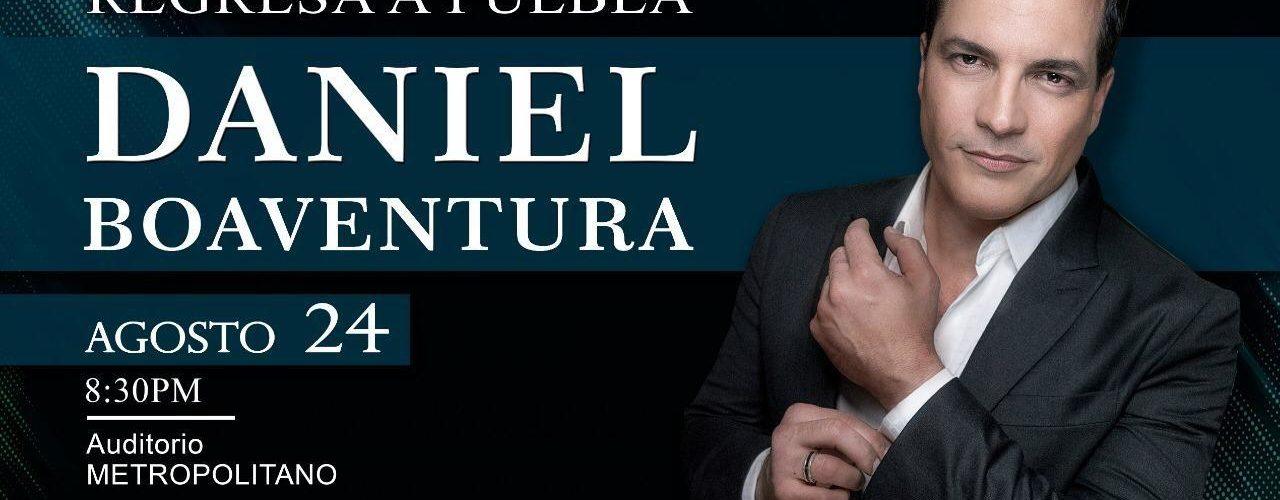 El Gran Daniel Boaventura regresa a Puebla.