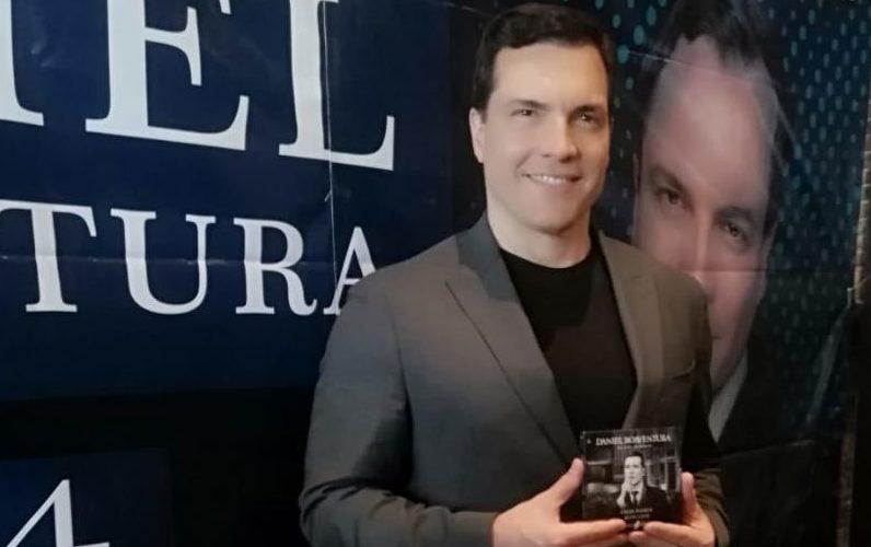 Daniel Boaventura, anuncia concierto en Auditorio Metropolitano