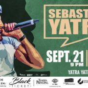 """-Sebastián Yatra presentará en Puebla su """"Yatra Yatra Tour 2019""""."""
