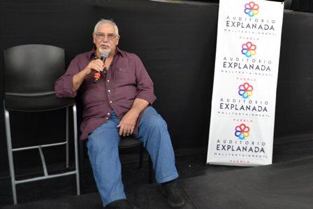 El Psicoterapeuta y escritor  argentino Jorge Bucay, se presenta mañana en Auditorio EXplanada