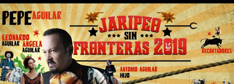 JARIPEO SIN FRONTERAS PUEBLA 2019.
