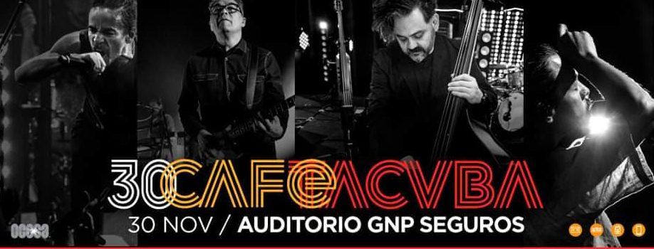 Cefe Tacvba no de deja de creer en Puebla y llegan este 30 de noviembre a Auditorio GNP
