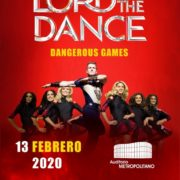 Este 13 de febrero llega el espectaculo internacional Lord of the Dance