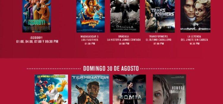 """CON LA CINTA """"¡SCOOBY!"""", SIGUEN LOS ESTRENOS TODO EL FIN DE SEMANA EN AUTOCINEMA CINEMEX OPEN AIR MX EN ARENA CIUDAD DE MÉXICO"""