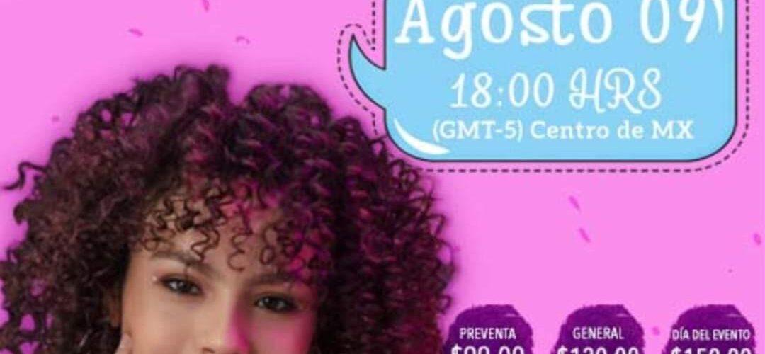 Nicole Gatti en Concierto Online