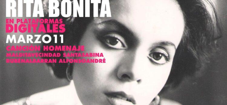"""A 10 AÑOS DE SU PARTIDA MÚSICOS ICÓNICOS DEL ROCK MEXICANO HONRAN CON CANCIÓN-HOMENAJE A RITA GUERRERO """"RITA BONITA"""""""
