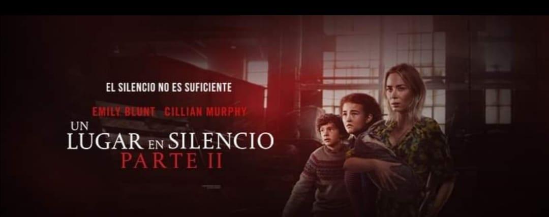 """""""UN LUGAR EN SILENCIO PARTE II""""  ESTRENA EN CINES, DOLBY CINEMA Y EN IMAX EL 10 DE JUNIO."""