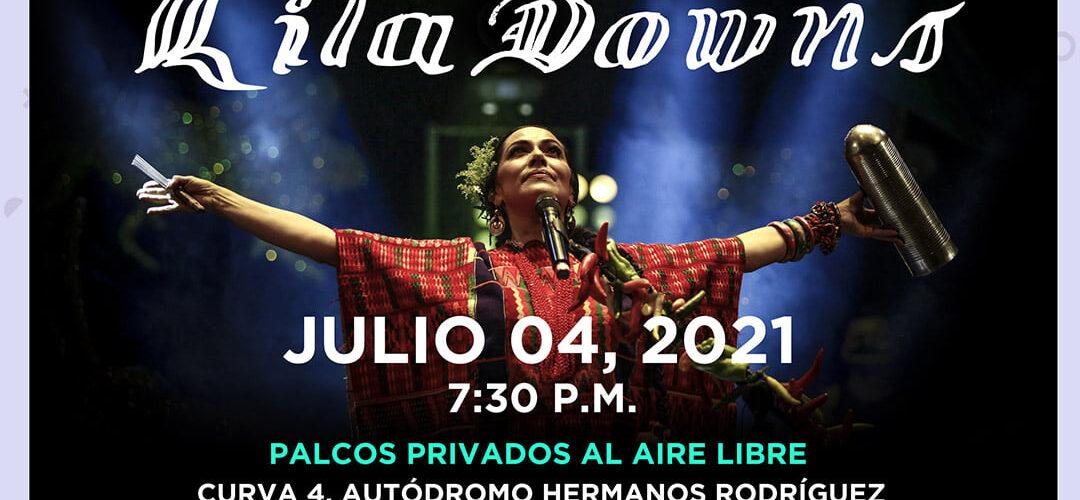 Lila Downs y su folclor mexicano vuelven a los escenarios de la CDMX