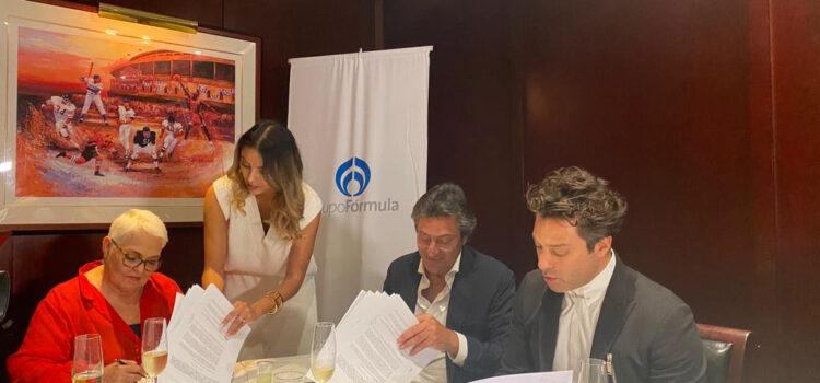 LUPITA D'ALESSIO Y BOBO LOGRAN ACUERDO CON ORFEÓN