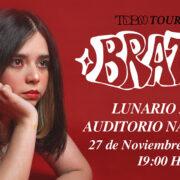 BRATTY ofrecerá un concierto lleno de fuertes emociones en la CDMX