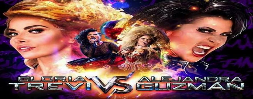 Versus World Tour: Gloria Trevi y Alejandra Guzman