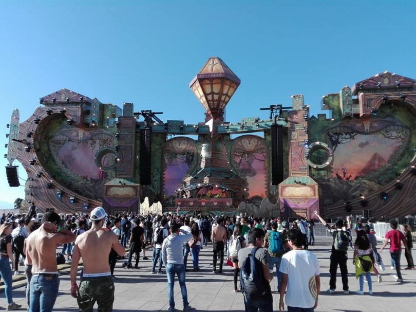 Day Dream Puebla 2017