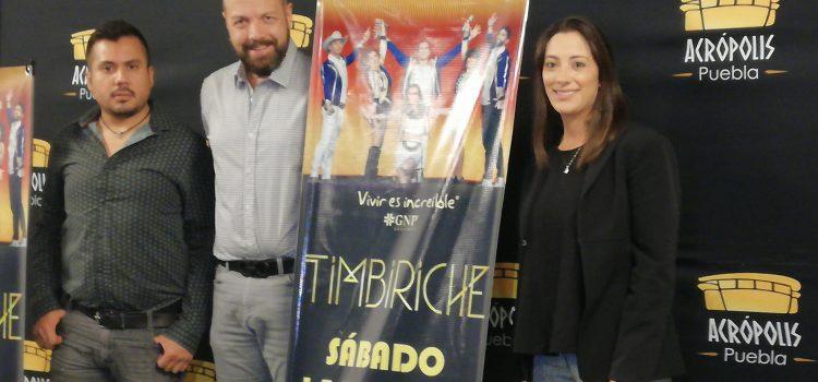 Se confirma la participaciòn de Diego Schoening en el concierto de Timbiriche.