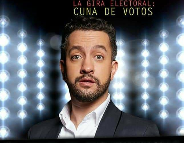 """CHUMEL TORRES EN """"CUNA DE VOTOS"""""""