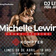 Michelle Lewin visitará por primera vez PUEBLA