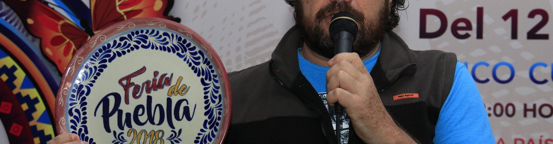 UNA NOCHE DE BOHEMIA CON NICHO HINOJOSA EN LA FERIA DE PUEBLA 2018